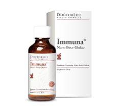 Doctor Life Immuna Nano Beta-Glukan suplement diety 50ml