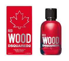 Dsquared2 Red Wood Pour Femme woda toaletowa spray (100 ml)