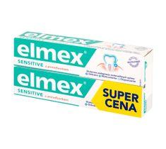 Elmex Sensitive Pasta do zębów 75ml + druga za 50 %