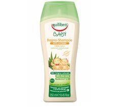 Equilibra Baby Bagno-Shampoo Anti-Lacrima szampon do ciała i włosów 0m+ (250 ml)