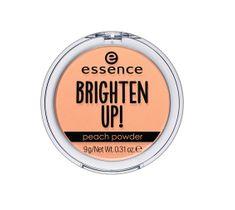 Essence Brighten Up Peach Powder puder rozświetlający 10 Peach Me Up 9g