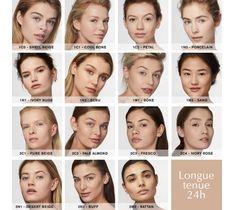 Estee Lauder Double Wear Stay-In-Place - podkład do twarzy 1W1 nr 17 Bone SPF 10 (30 ml)