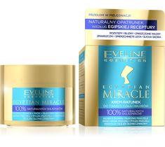 Eveline Egyptian Miracle krem-ratunek do twarzy, ciała i włosów (40 ml)