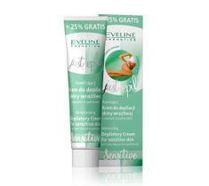 Eveline Just Epil Sensitive (krem do depilacji skóry wrażliwej 125 ml)