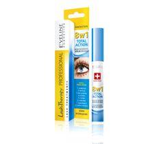 Eveline Lash Therapy Professional Total Action 8w1 odżywka do rzęs (10 ml)
