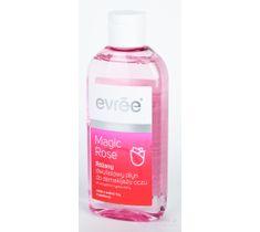Evree Magic Rose Płyn dwufazowy do demakijażu oczu różany 200 ml