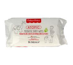 Fisher-Price Atopic prebiotyczne nawilżane chusteczki dla dzieci  1 op. - 72 szt.