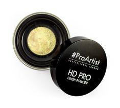 Freedom HD Pro Artist Finish Powder Banana - Loose Puder sypki bananowy do twarzy 4 g