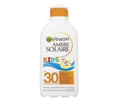 Garnier Ambre Solaire Kids SPF30 balsam ochronny dla delikatnej skóry dzieci 200ml