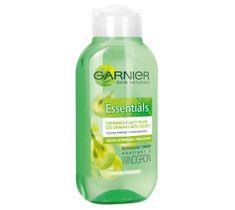 Garnier Essentials Odświeżający płyn do demakijażu oczu z wyciągiem z winogron 125 ml