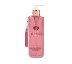 Grace Cole Boutique Hand Wash mydło do rąk Warm Vanilla & Sandalwood 500ml