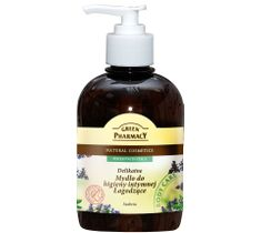 Green Pharmacy szałwia mydło do higieny intymnej łagodzące 370 ml