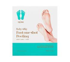 Holika Holika Baby Silky Foot One Shot peeling do stóp (2 x 20 ml)