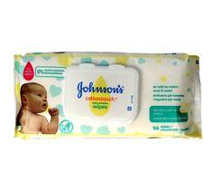 Johnson's Baby Cotton Touch Chusteczki nawilżane dla dzieci 1 op. - 56 szt.