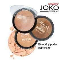 Joko Mineral puder do twarzy spiekany 01 Transparent 7,5 g