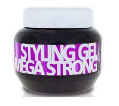 Kallos Styling Gel żel do stylizacji włosów Mega Strong 275ml