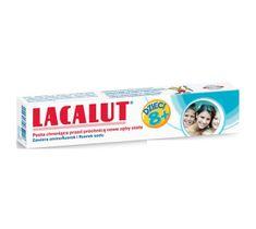 Lacalut pasta do zębów dla dzieci powyżej 8 lat 50 ml