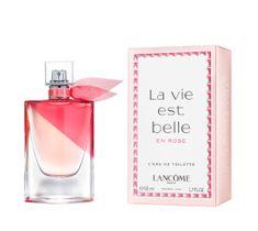 Lancome La Vie Est Belle En Rose (woda toaletowa 50 ml)