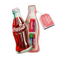 Lip Smacker Flavoured Lip Balm Collection błyszczyki do ust Coca-Cola Mix butelka 6x4g