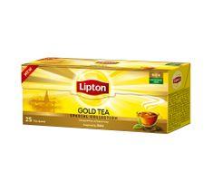 Lipton Gold Tea herbata czarna 25 torebek 37,5g