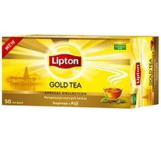 Lipton Gold Tea herbata czarna 50 torebek 75g