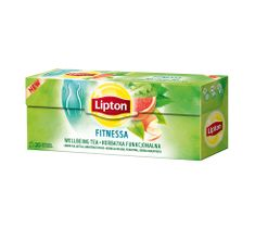 Lipton Herbata funkcjonalna Fitnessa 20 torebek 32g