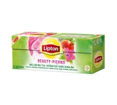 Lipton Herbata funkcjonalna Piękno 20 torebek 32g