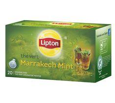 Lipton Marrakech Mint herbata zielona aromatyzowana 20 torebek 40g