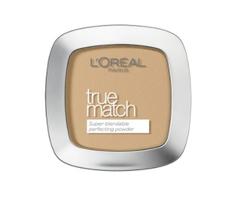 L'Oreal Paris True Match Powder puder matujący D3-W3 Golden Beige (9 g)