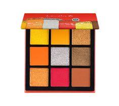Lovely Surprise Me Eyeshadow Pallete paleta cieni do powiek w 9 kolorach Energy Kick (6 g)
