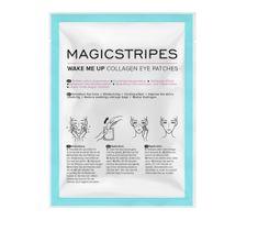Magicstripes Wake Me Up Collagen Eye Patches chłodzące płatki kolagenowe pod oczy 1 para