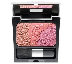 Make Up Factory Rosy Shine Blusher paleta róży do policzków 07 Rosy Breeze 1szt
