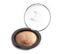 Makeup Revolution Baked Bronzer Ready to Go – puder brązujący do twarzy wypiekany (10 g)