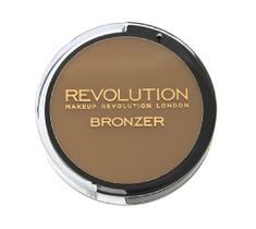 Makeup Revolution Bronzer Kiss – puder do twarzy brązujący (6.8 g)
