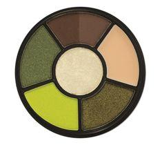 Makeup Revolution My Sign Complete Eye Base (zestaw do makijażu oczu i brwi Pisces 1 szt.)