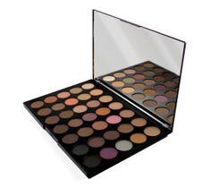 Makeup Revolution Pro HD Palette Amplified 35 Neutrals Warm – paleta cieni do powiek (30 g)