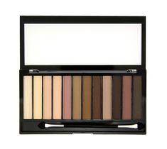 Makeup Revolution Redemption Palette – paleta cieni do powiek Essential Mattes (14 g)