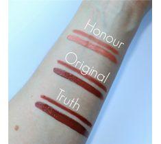 Makeup Revolution Retro Luxe Gloss Lip Kit – zestaw do ust Honour konturówka + błyszczyk (1 op.)