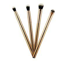 Makeup Revolution Ultra Metals Go Eye - zestaw pędzli do cieni (1op.)