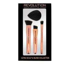 Makeup Revolution Ultra Sculpt & Blend Collection  zestaw akcesoriów do makijażu (1 op.)