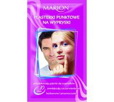 Marion – plasterki punktowe na wypryski (10 szt.)