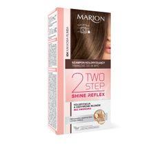 Marion Two Step Shine Reflex – szampon koloryzujący nr 404 Kakaowa Rumba (1 op.)