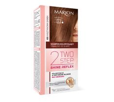 Marion Two Step Shine Reflex – szampon koloryzujący nr 405 Kasztanowa Samba (1 op.)