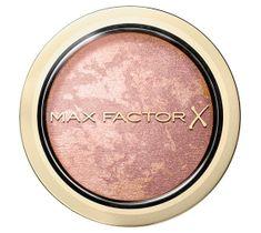 Max Factor Creme Puff Blush róż do policzków 10 Nude Mauve 1,5g