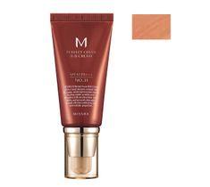 Missha M Perfect Cover BB Cream wielofunkcyjny krem BB SPF42/PA+++ 31 Golden Beige 50ml