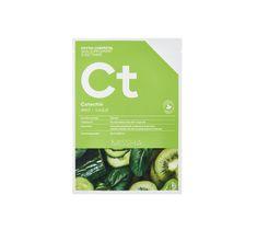 Missha Phyto - Chemical Skin Supplement Sheet Mask nawadniająca maska w płachcie na twarz Catechin 25ml