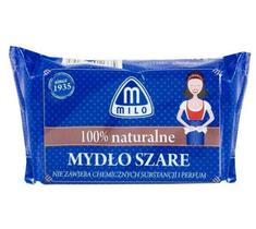 Milo Szare mydło 100% naturalne w kostce (175 g)