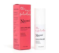Nacomi Next Level – peeling kwasowy AHA i PHA 30% (30 ml)