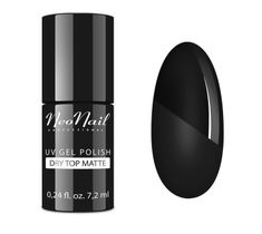 NeoNail UV Gel Polish Dry Top Matte top hybrydowy matowy (7.2 ml)