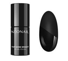 NeoNail UV Gel Polish Top Shine Bright top hybrydowy nabłyszczający (7.2 ml)